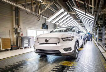 Volvo Gent goes electric #1