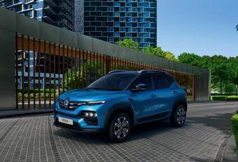 Renault Kiger : SUV indien #1