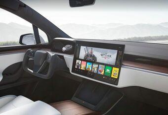 Tesla Model X krijgt ook racestuur en meer dan 1.000 pk #1