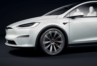 Tesla Model X : 1020 ch en Plaid #1