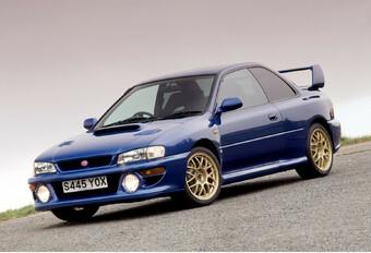 Throwback: Subaru Impreza I (1992-2000) #1