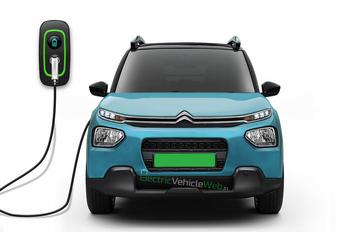 Citroën eCC21: elektrische SUV als concurrent voor de Dacia Spring? #1