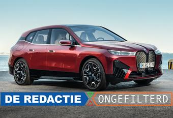 De redactie ongefilterd - Het nieuwe design van BMW #1