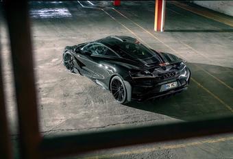 Novitec transformeert McLaren 765LT tot 855LT #1