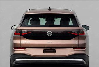 Gelekt: Volkswagen ID.6 is elektrische zevenzitter #1