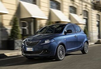 Lancia Ypsilon : lifting et hybridation #1