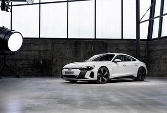 Gelekt: Audi E-Tron GT, de Taycan voor de gewone man #1