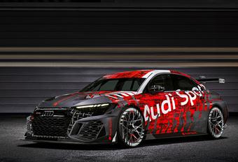 Audi RS3 eerst als LMS-raceversie #1