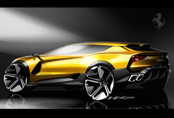 Ferrari: een 100% elektrisch model voor 2030 #1