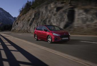 Ford S-Max Hybrid - zuinig met z'n zevenen #1