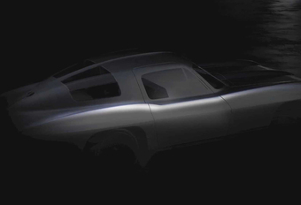 Ian Callum maakt moderne Corvette C2-EV met 2.000 pk! #1