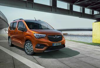 Opel Combo e-Life: elektrisch met het gezin #1