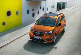 Opel Combo nu ook als elektrische e-Life #1