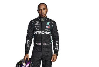 F1 2021 - Lewis Hamilton (Mercedes) #44