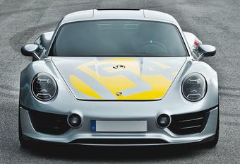Toch productieplannen voor deze Porsche? #1