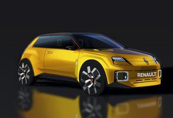 Renault R5 électrique, la batterie LFP clé d'un prix abordable #1