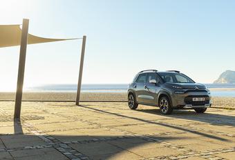 Citroën C3 Aircross krijgt neuscorrectie en Advanced Comfort #1