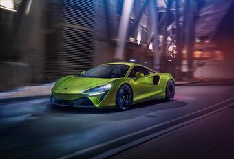 McLaren Artura : une supercar à la conscience verte #1