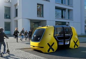 Robotaxi's binnenkort toegelaten in Duitsland? #1
