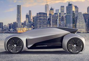 Over 4 jaar alleen nog elektrische Jaguars, maar geen nieuwe XJ #1
