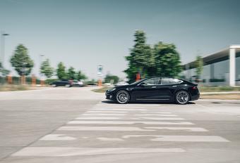 Tesla Model S : voiture de luxe la plus désirable ? #1