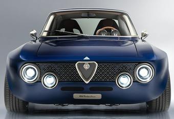 Totem maakt elektrische Alfa Romeo met de soundtrack van de originele GT #1
