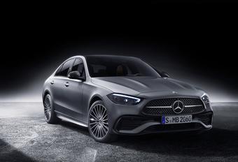 Officieel: Mercedes C-Klasse (2021) #1