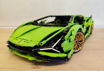 Review: Lamborghini Sian FKP37 - Lego Technics #1