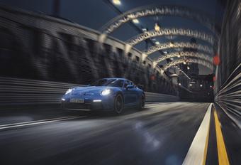 Porsche 911 GT3 : l'évolution de l'espèce #1
