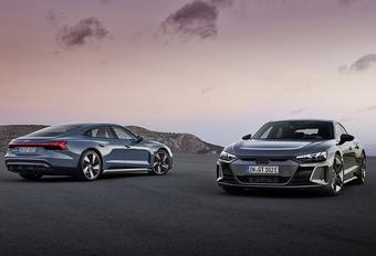 Le boss d'Audi prédit une autonomie en baisse pour les VE #1