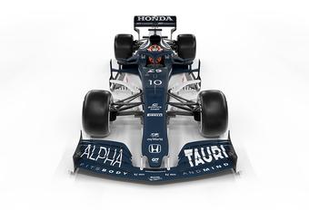 Formule 1 2021: Scuderia AlphaTauri AT02 (Honda) #1