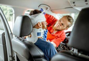 Sécurité routière : baisse des accidents de 20 % en 2020 #1