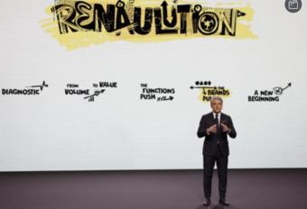 Renault: 8 miljard verlies in 2020 #1