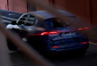 Maserati Grecale: eerste glimp #1