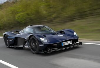 Aston Martin Valkyrie komt in de zomer! #1