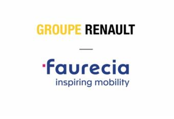Renault bundelt de krachten met Faurecia voor waterstofopslag #1