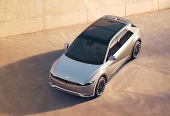 Hyundai gaat vreemd met elektrische Ioniq 5 #1