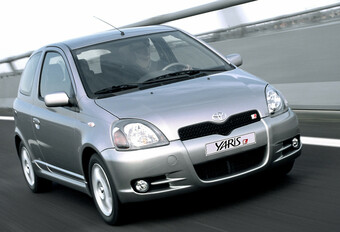 Throwback: Toyota Yaris T Sport  (2001 - 2005) #1