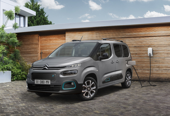 Citroën ë-Berlingo : au tour des chevrons #1
