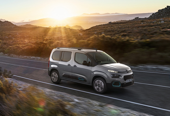 Citroën ë-Berlingo is nummertje drie #1