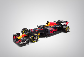Formule 1 2021: Red Bull RB16B (Honda) #1