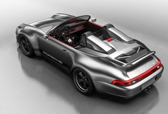 Zo cool is de Porsche 911 Speedster Remastered van Gunther Werks #1