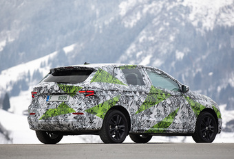 La nouvelle Škoda Fabia révèle ses premiers secrets #1