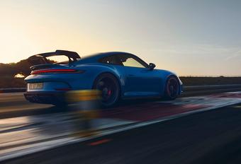 Waarom behoudt de Porsche 911 GT3 zijn handbak? #1