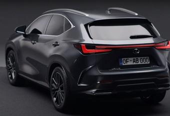 Gelekt: Lexus NX (2021)! #1