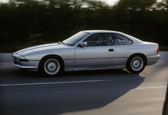THROWBACK: BMW 8 Reeks (1990-1999) #1