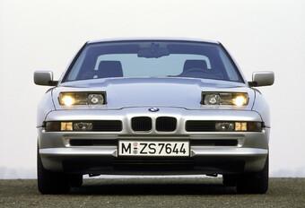 BMW Série 8 (1990-1999)