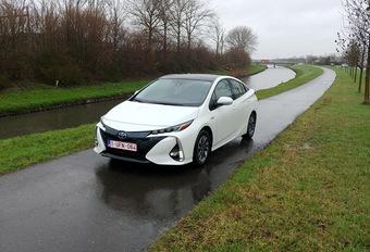 Green NCAP : les hybrides rechargeables pas toutes égales #1