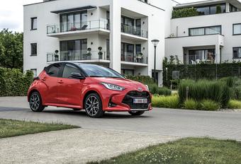 Toyota Yaris: Car of the Year 2021! #1