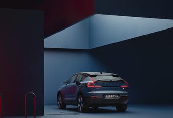 Volvo C40 Recharge is elektrische XC40-coupé #1
